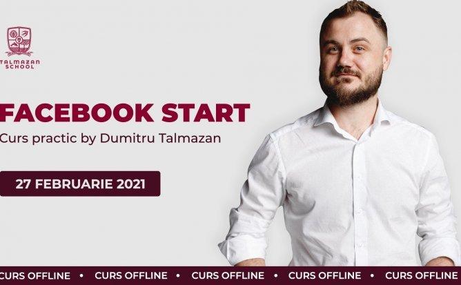 Curs SMM | Facebook Start Plus Offline / Stream 38