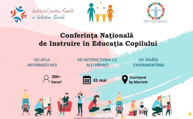 CONFERINTA NATIONALA DE INSTRUIRE IN EDUCATIA COPILULUI