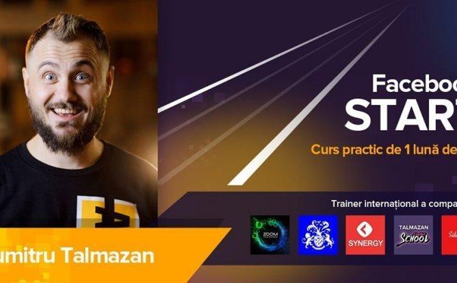 Editia 21 a programului Facebook Nivel START cu Dumitru Talmazan