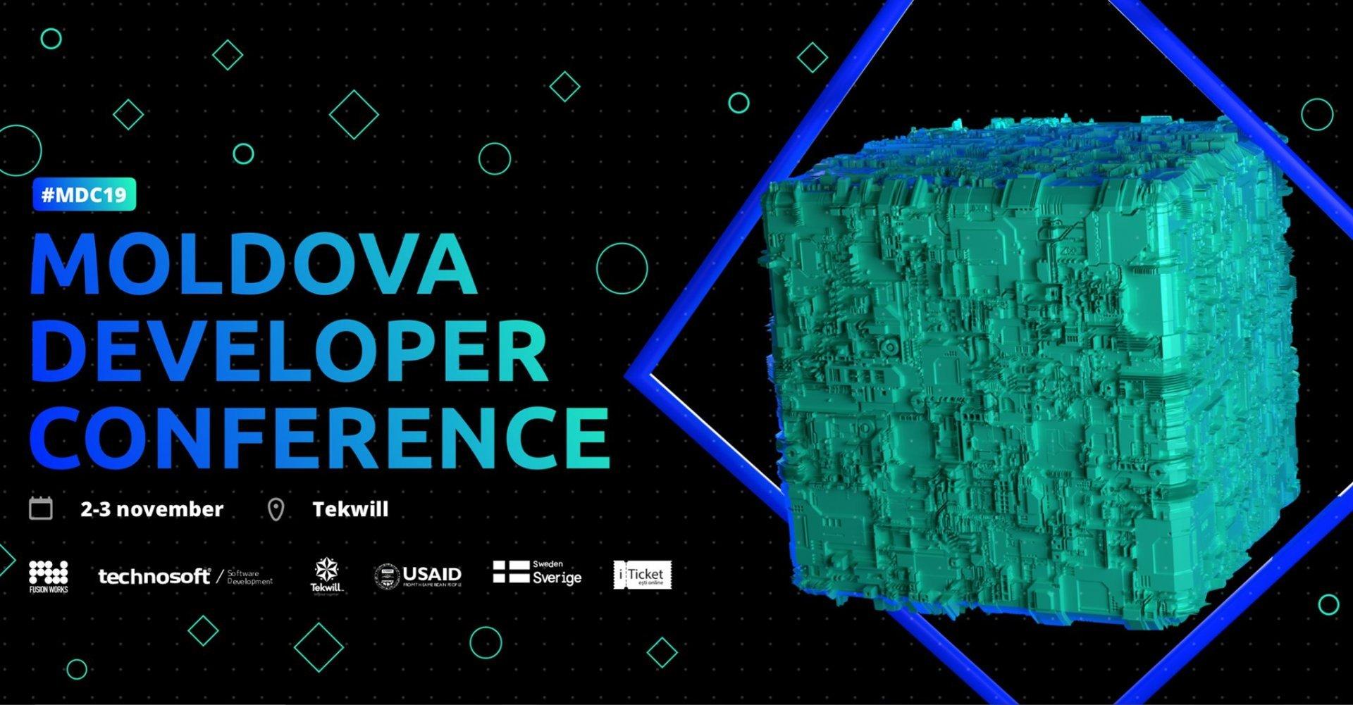 Moldova Developer Conference