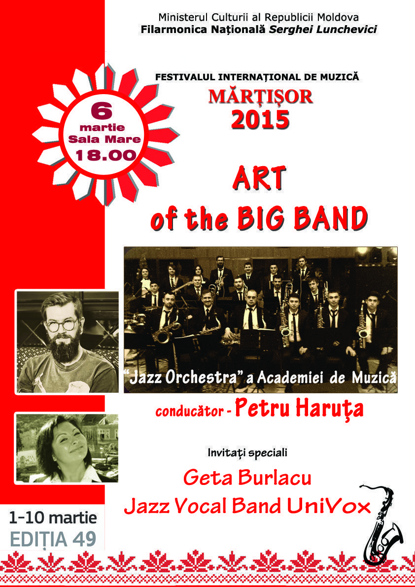 ART of The Big Band - Martisor 2015