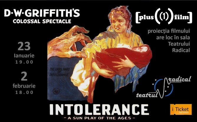 Intoleranta, David Wark Griffith
