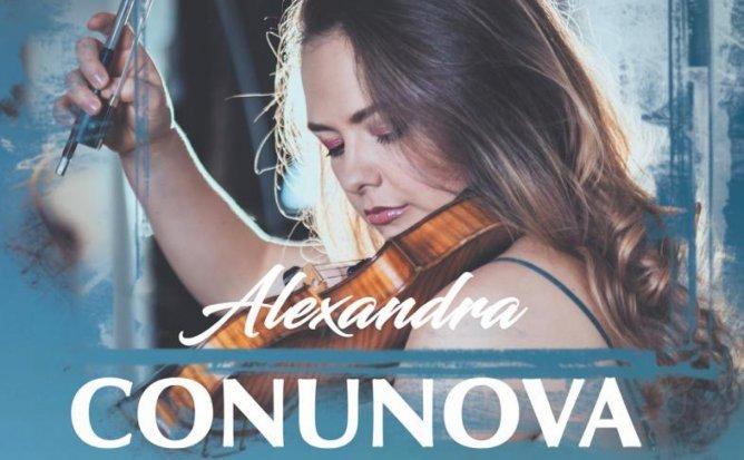CONCERT SIMFONIC Alexandra Conunova