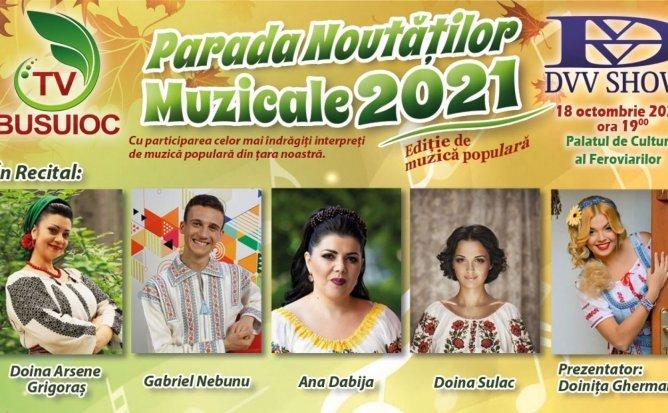 Parada Noutăților Muzicale - ediție de muzică populară