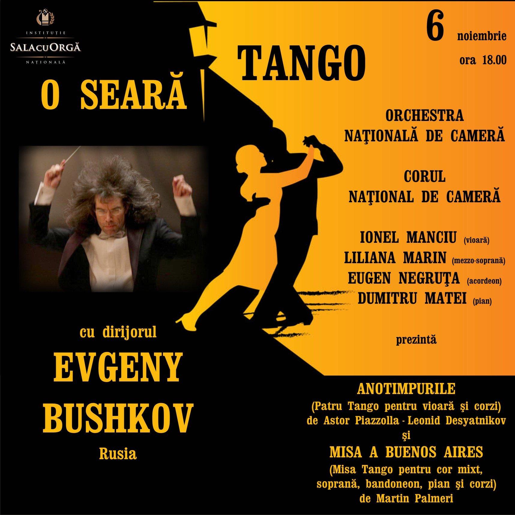 O seara de Tango