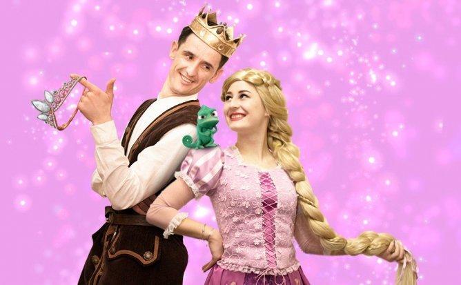 Rapunzel - Spectacol Interactiv de Animatie pentru copii | Iulie 2021 | +3