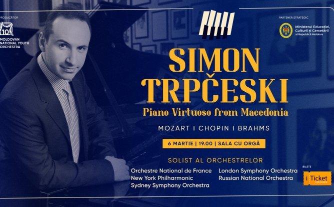Simon Trpčeski – Piano Virtuoso from Macedonia