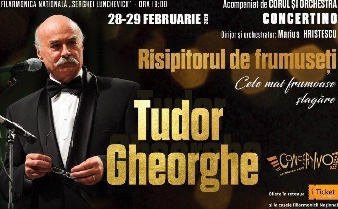 Tudor Gheorghe - Risipitorul de frumuseti