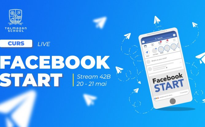Curs SMM | Facebook Start Plus Online / Stream 42B