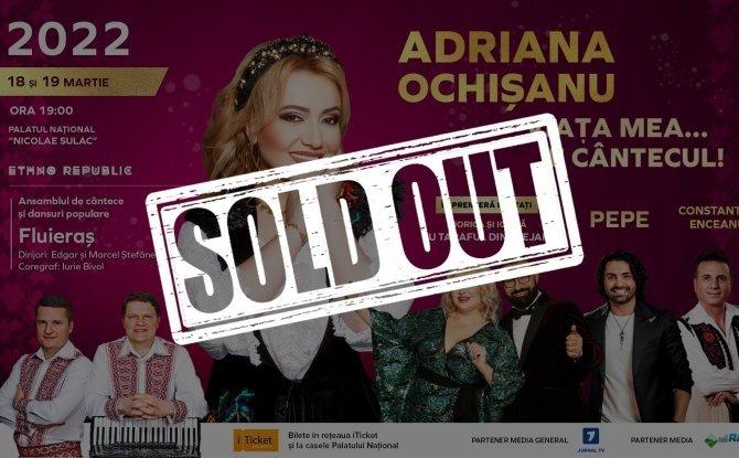 Adriana Ochisanu - Viata mea... e cantecul!