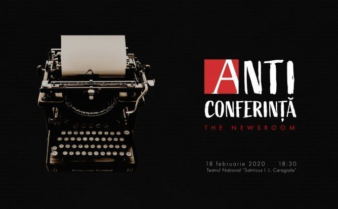 AntiConferinta. The Newsroom