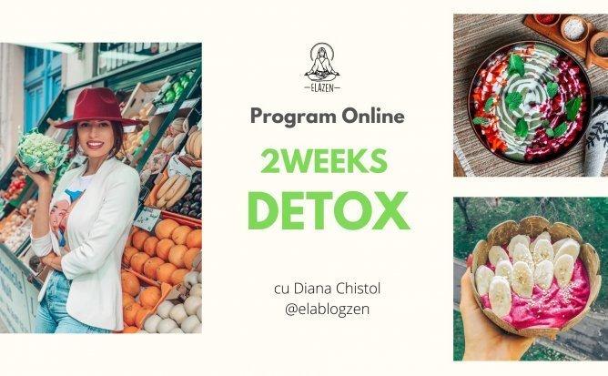 Detox1 cu Diana Chistol - Program Online de Detox | Editia 14