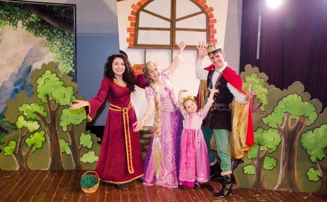 Rapunzel - Spectacol Interactiv de Animatie pentru copii | Februarie 2021 | +3