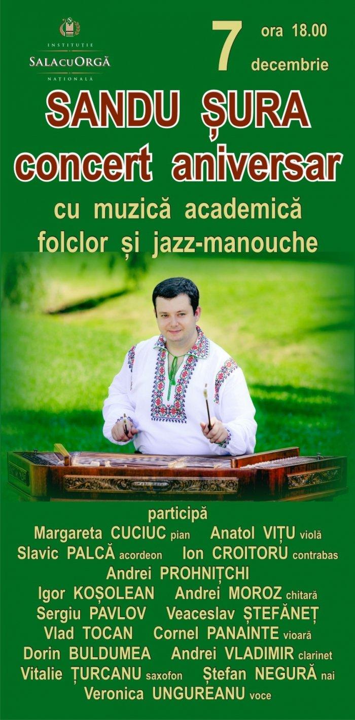 SANDU SURA - Concert Aniversar