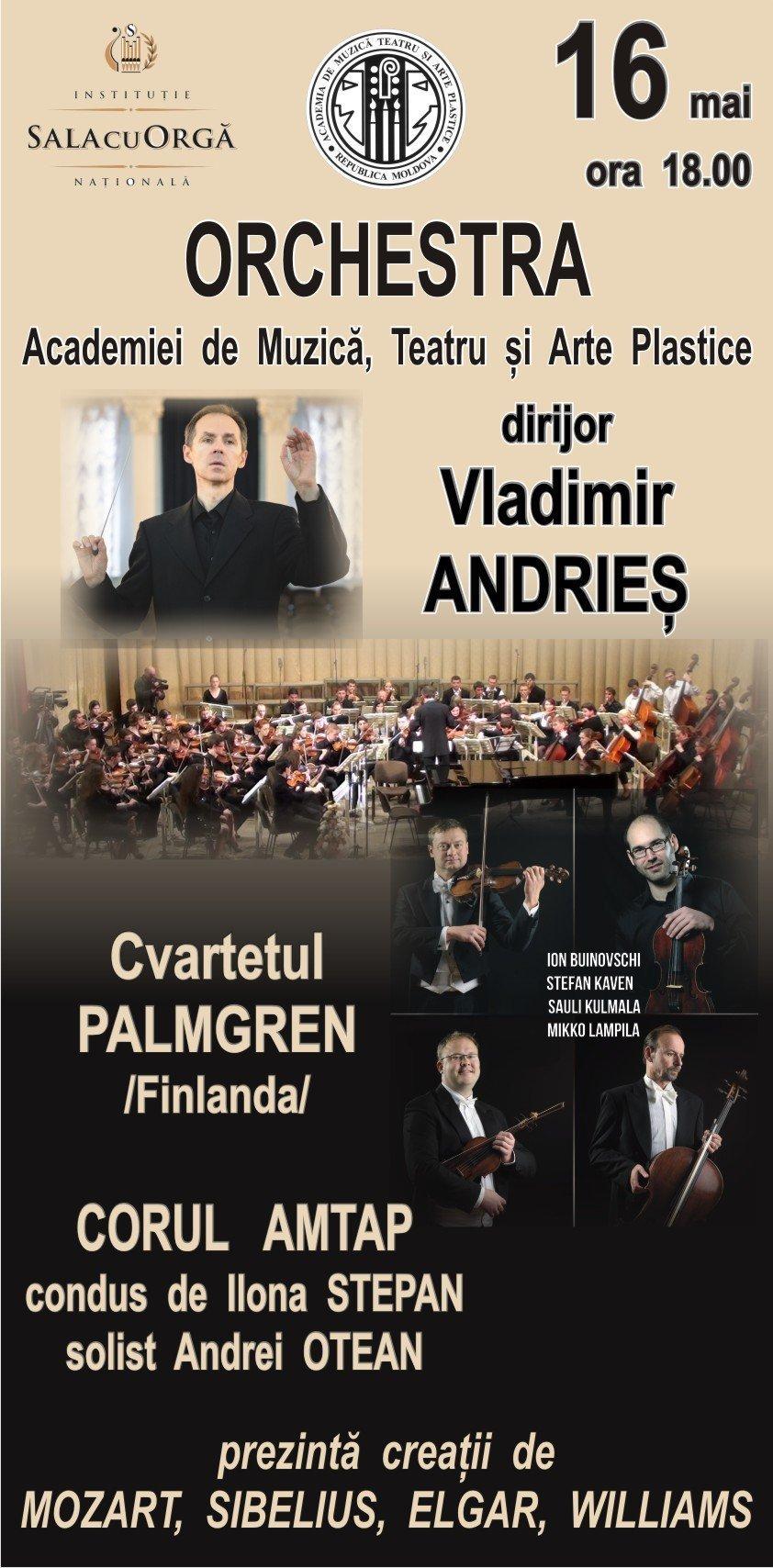 orchestra amtap