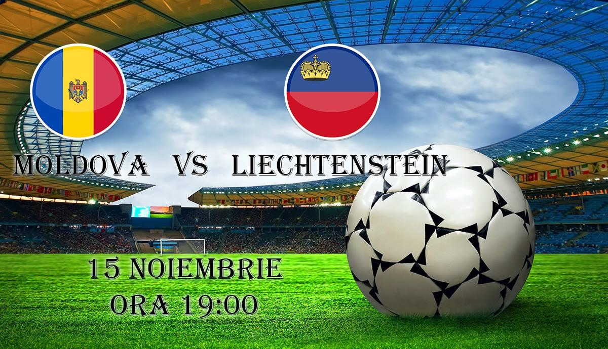 Moldova - Liechtenstein