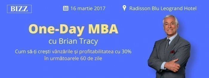 Brian Tracy - ONE DAY MBA