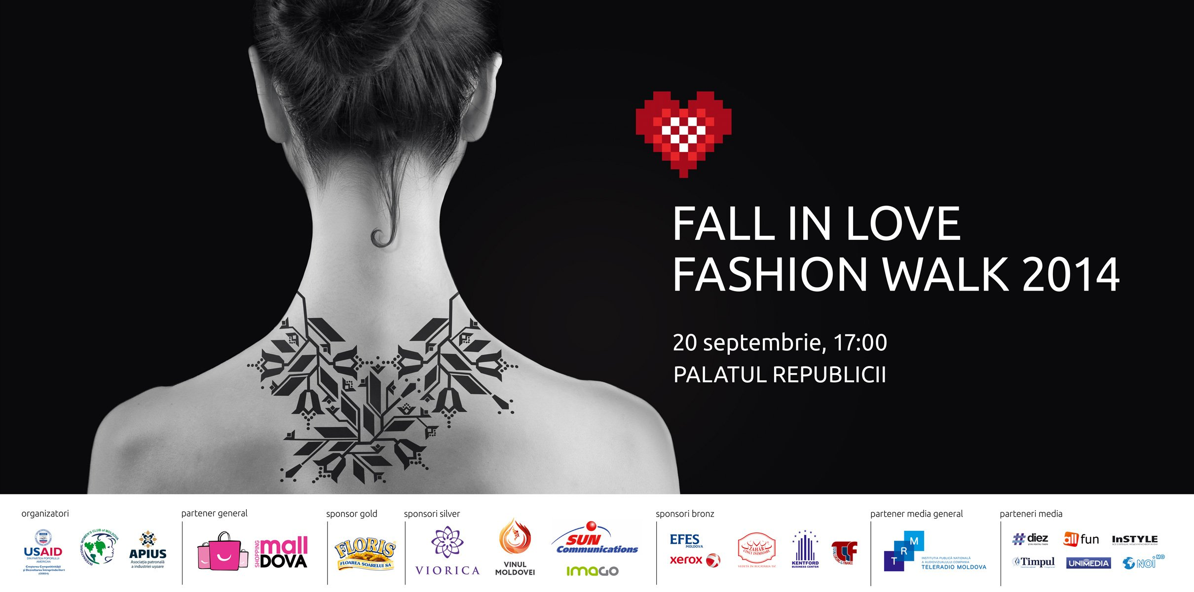 Fall in love - Fashion Walk 2014