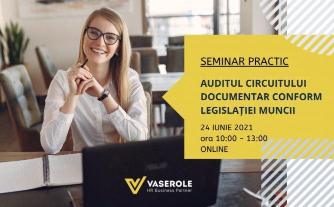 Auditul Circuitului Documentar conform Legislației Muncii