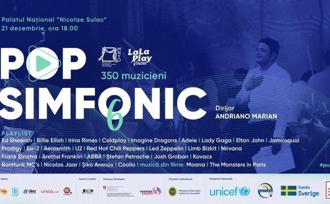Pop Simfonic 6
