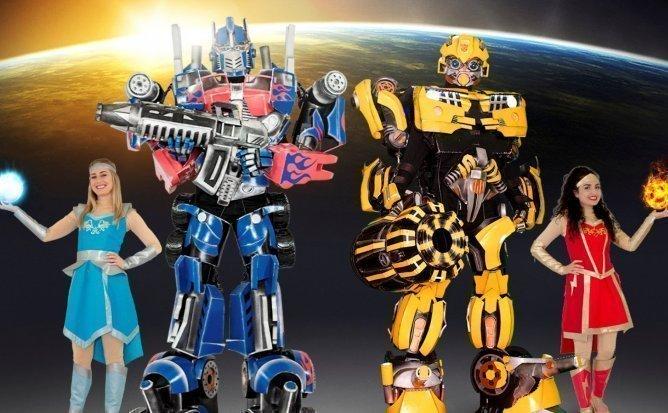 Genesis - Spectacol Interactiv de Animatie pentru copii realizat de Liga Robotilor | Martie 2020 | +5