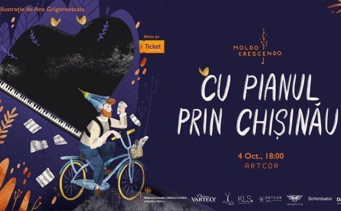 Moldo Crescendo ed. 5 - Cu pianul prin Chisinau