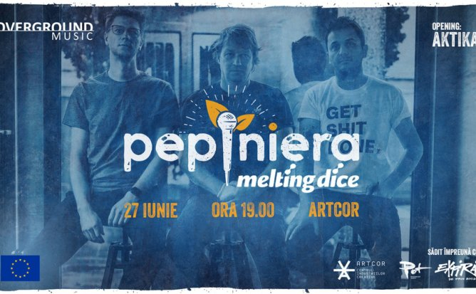 Melting Dice | Aktika | Concert | Artcor