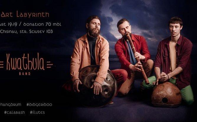 Kwathula - Meditative Music Concert
