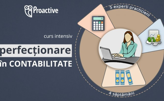 Curs intensiv de Perfectionare in CONTABILITATE
