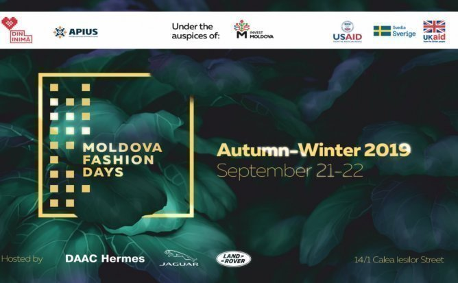 Moldova Fashion Days '19