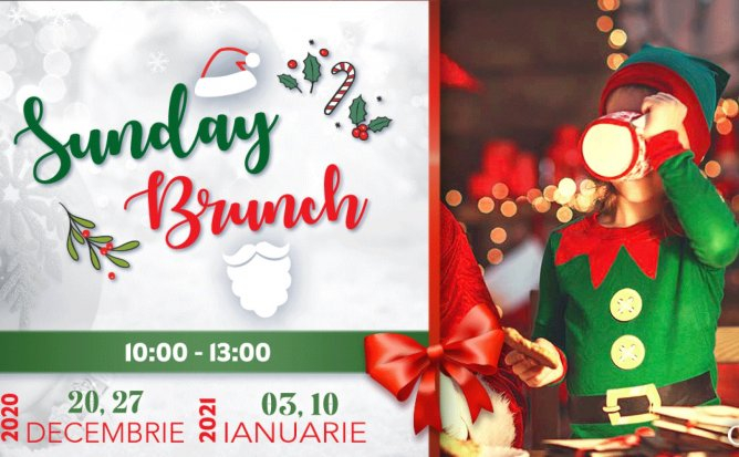 Sunday Brunch with Santa