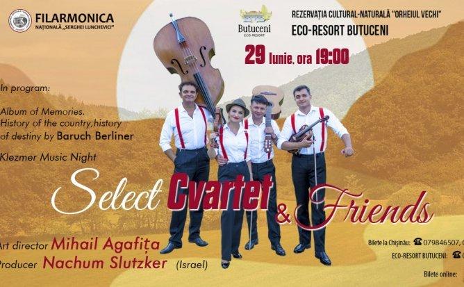 Select Cvartet & Friends