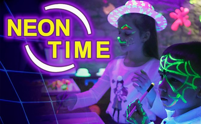 Neon Time
