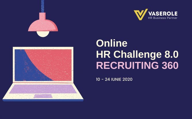 Online HR Challenge 8.0 [ RECRUITING 360 ]