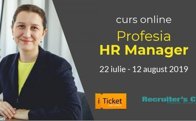 Curs Online: Profesia HR Manager