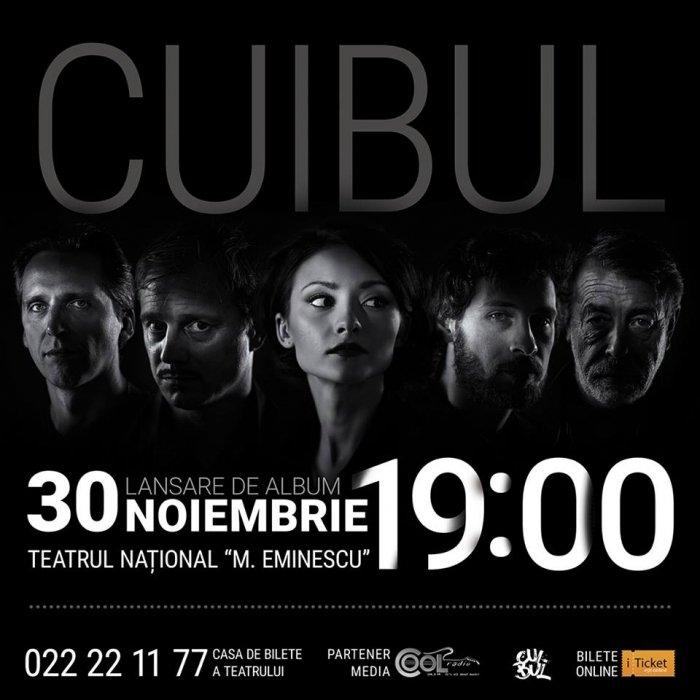 Concert trupa CUIBUL - Lansare de album -Vise Elementare