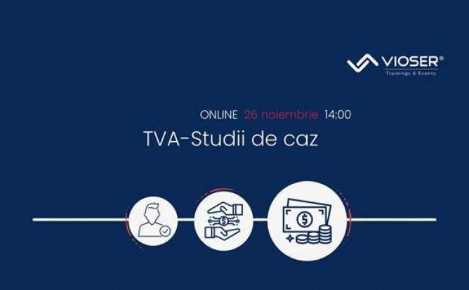 Taxa pe Valoare Adăugată (TVA)/ONLINE