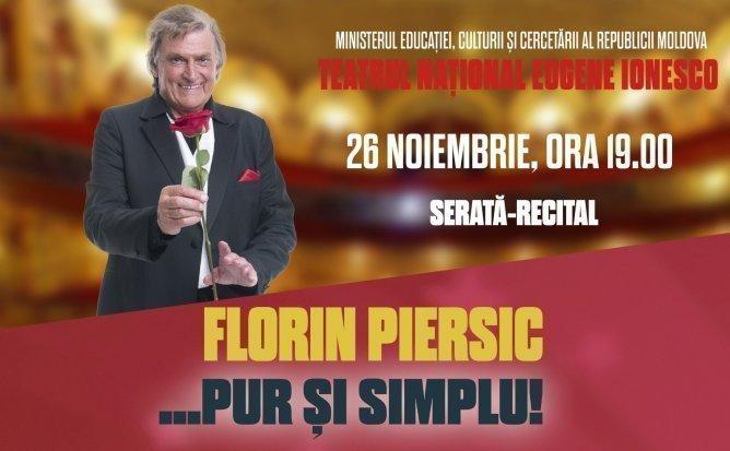 Recital - FLORIN PIERSIC… Pur si simplu!
