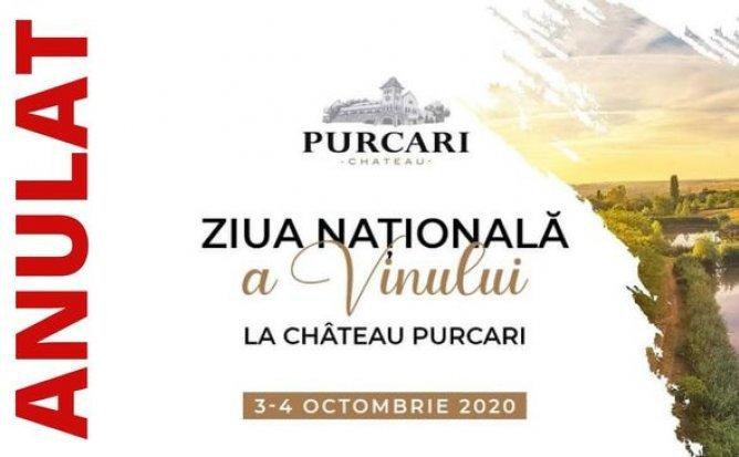 Ziua Vinului – altfel. Ziua Vinului la Château Purcari