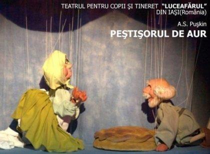 1 octombrie - Gala Internationala a Teatrelor de Papusi LICURICI - 70