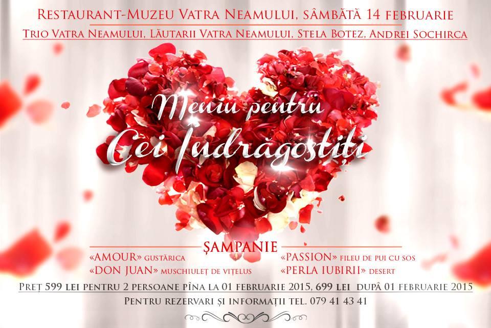 Valentine's Day la Vatra Neamului