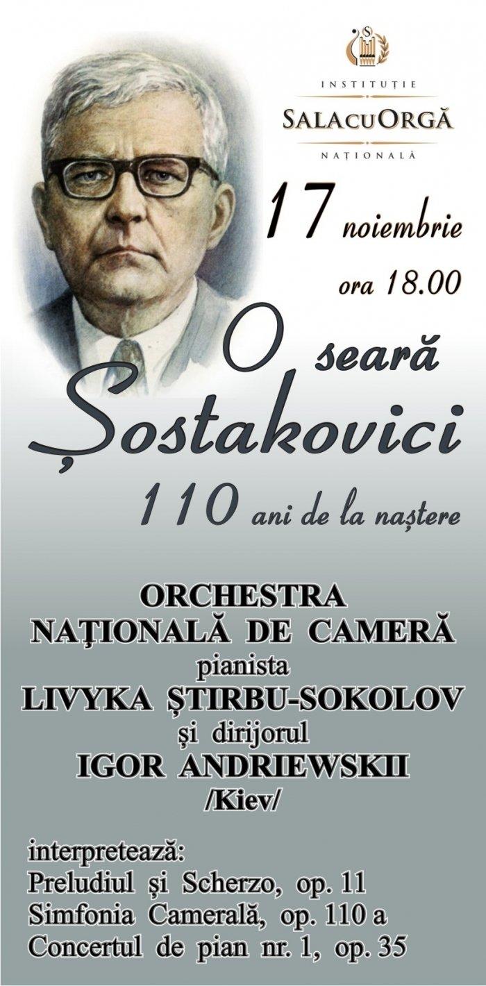 O Seara Sostakovici