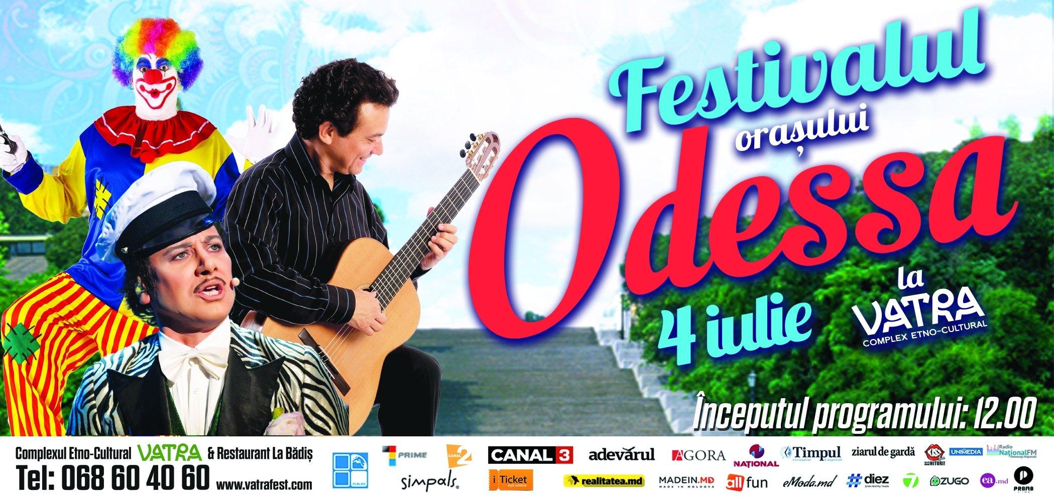 festivalul orasului odessa
