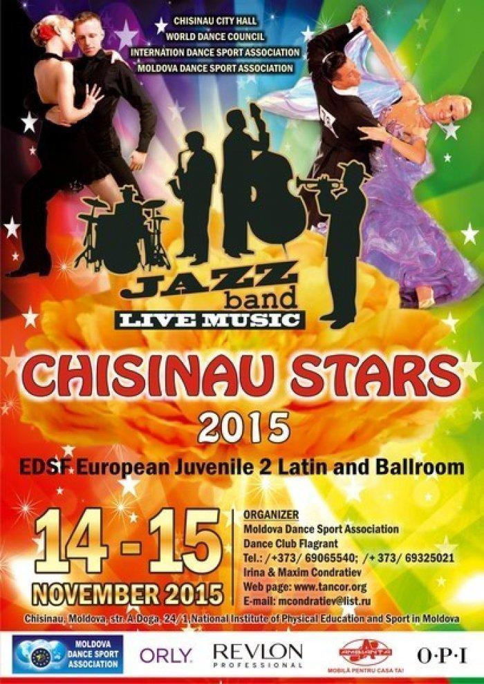 Chisinau Stars 2015