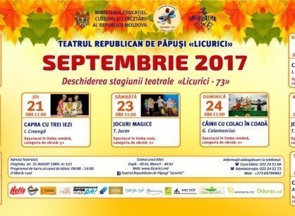 Licurici Septembrie 2017