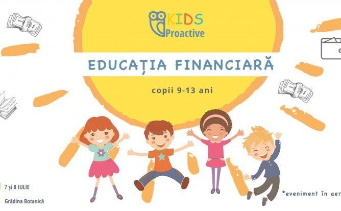 Educație Financiară pentru Copii - curs interactiv