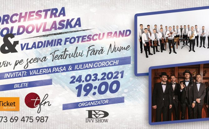Orchestra Moldovlaska & Vladimir Fotescu Band