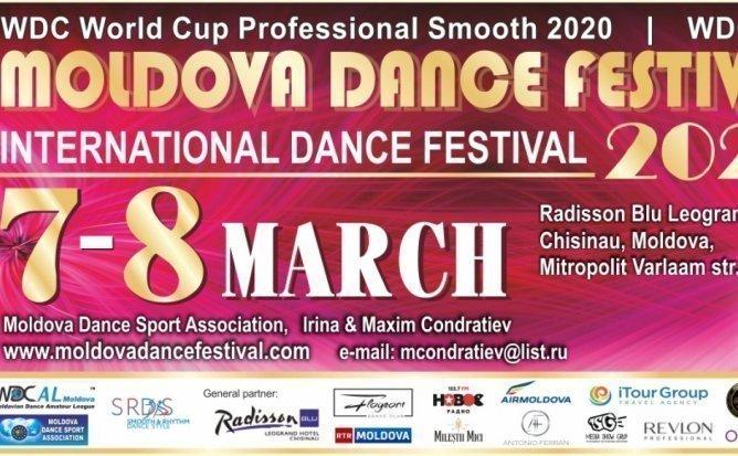8 Martie |19:00 | Moldova Dance Festival 2020