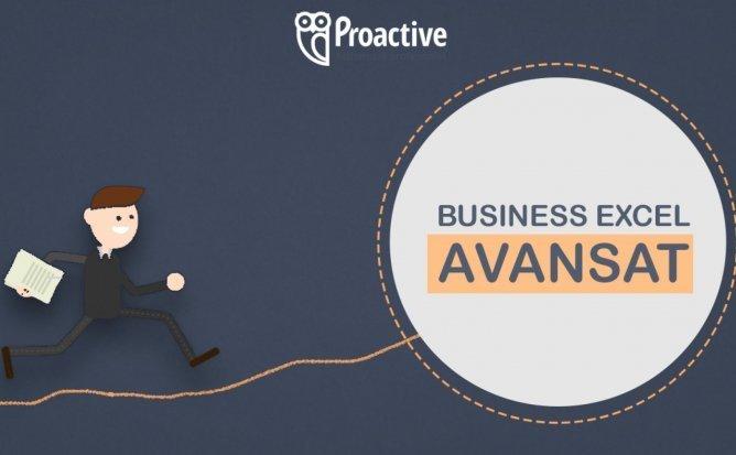 BUSINESS EXCEL AVANSAT – curs practic
