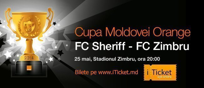 FC Sheriff Tiraspol – FC Zimbru - Cupa Moldovei 2014